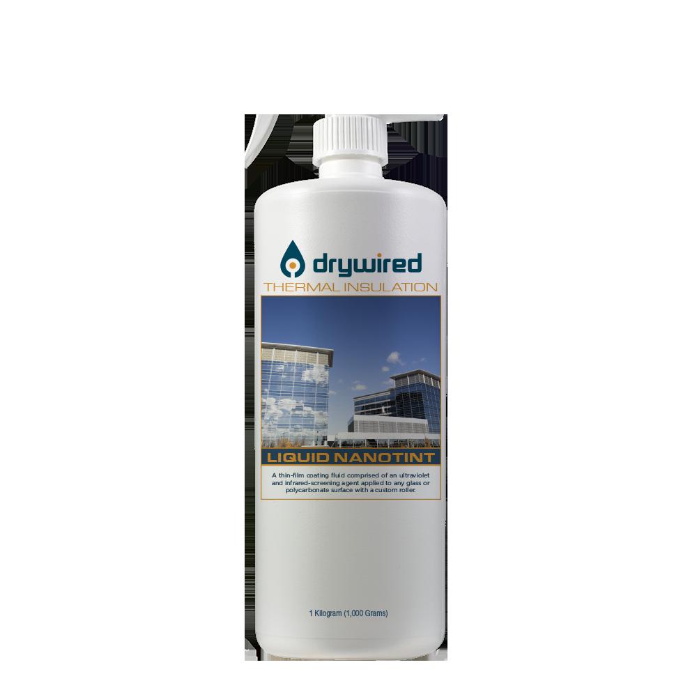 drywired liquid nanotint austin