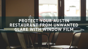 austin restaurant window film