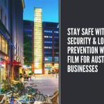 security loss prevention window film austin